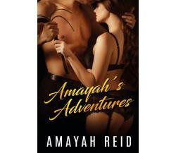 Amayah's adventures di Amayah Reid,  2021,  Youcanprint