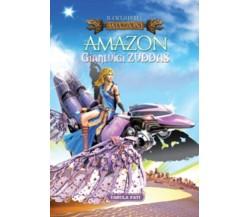 Amazon di Gianluigi Zuddas, 2011, Tabula Fati