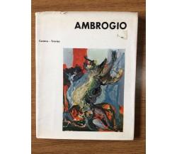 Ambrogio - Berto Morucchio - Edizioni Canova-Treviso - 1964 - AR