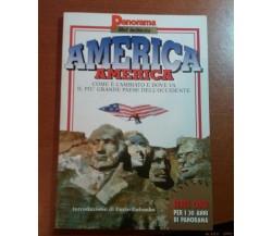 America America - Furio Colombo - Panorama - 1992 - M