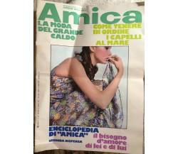 Amica n.28/1970 di Aa.vv.,  1970,  Corriere Della Sera