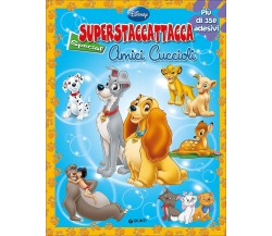 Amici cuccioli. Superstaccattacca. Con adesivi - Aa.vv.,  2012,  Walt Disney