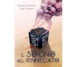 Amnia Vol.1 - Il Sogno del Rinnegato (Simone Gambineri, 2019, Youcanprint)