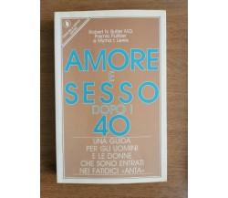 Amore e sesso dopo i 40 - AA. VV. - Sperling - 1988 - AR