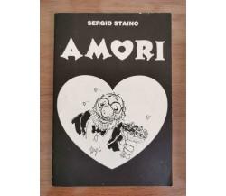 Amori - S. Staino - Editori del Grifo - 1993 - AR