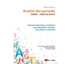 Analisi del periodo. Teoria + esercizi svolti  di Raffaella Riboni,  2016 - ER