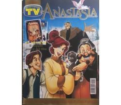 Anastasia, la più romantica fiaba musicale in VHS di Disney, 2000, Tv Sorrisi E