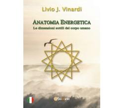 Anatomia Energetica - Le dimensioni sottili del corpo umano (Livio J. Vinardi)