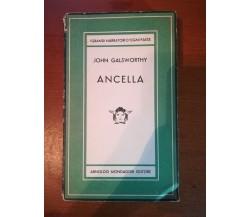 Ancella - John Galsworthy - Mondadori - 1948 - M