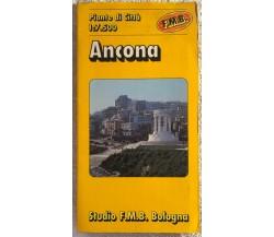 Ancona, pianta della città di Aa.vv.,  1992,  Studio F.m.b.