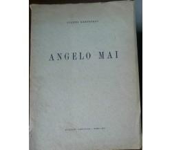 Angelo Mai - Gianni Gervasoni - Edizioni Orobiche,1954 - A