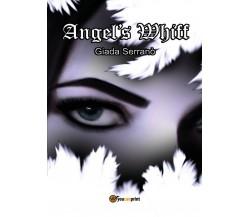 Angel's Whiff di Giada Serranò,  2017,  Youcanprint