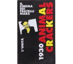 Animal crackers di Enrico Montesano, 1992, L'Unità