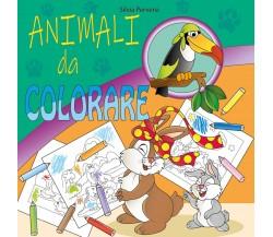 Animali da colorare - Silvia Perversi,  2019,  Youcanprint