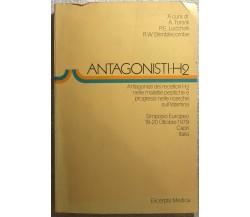 Antagonisti-H2 di Aa.vv.,  1979,  Excerpta Medica