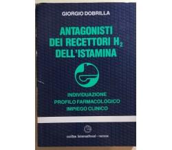 Antagonisti dei recettori H2 dell'istamina di Giorgio Dobrilla, 1986, Cortina In