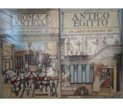 Antico Egitto-Roma Antica - Aa. Vv. - 2012 - De Agostini - lo