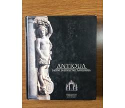 Antiqua - Associazione napoletana antiquari - 1998 - AR