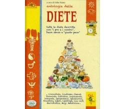 Antologia delle diete di U. Raiser,  2012,  Edizioni Del Baldo