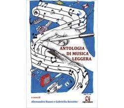 Antologia di musica leggera di Alessandro Russo,  2020,  Algra Editore