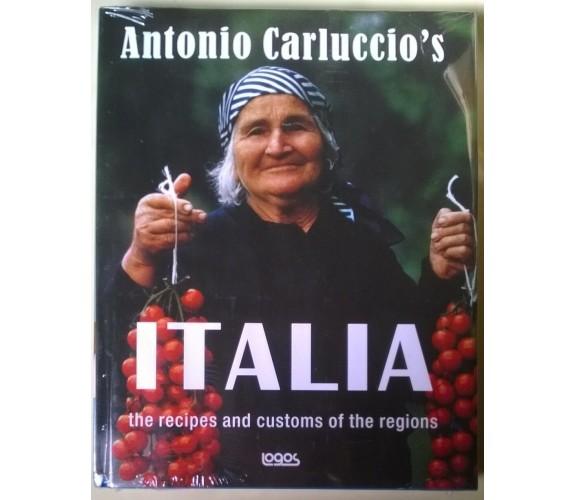 Antonio Carluccio's Italia the recipes and customs of the reg. - 2005, Logos - L