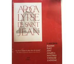 Apocalypse de Saint Jean di Aa.vv., 1961, Cfm Gallery