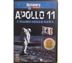 Apollo 11 L'uomo sulla Luna DVD di Discovery Channel, 2004, Edigamma Publishing