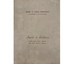 Appunti di Biochimica  delle lezioni del Prof. Enrico Boccù (Padova) - ER