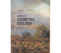 Appunti di geometria euclidea di AA.VV., 2002, CEDAM