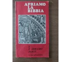 Apriamo la bibbia - AA. VV. - 1982 - AR