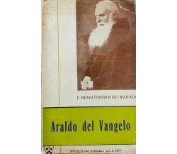 Araldo del Vangelo  di P. Giovanni Di Gesù Maria O.c.d.,  1962 - ER