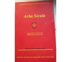 Arba Sicula - Aa.vv. - 2006 - Diritturi-editor - lo