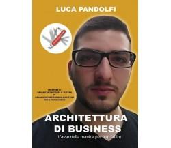 Architettura di business - L'asso nella manica per non fallire - ER