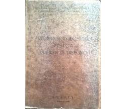 Aritmetica Geometria Fisica Principi di disegno (1959 INAPLI) Ca