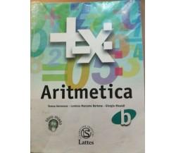 Aritmetica  di Genovese - Manzone Bertone - Rinaldi - 2005 - Lattes - lo