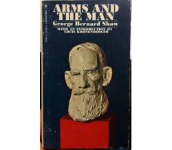 Arms and the man - Bernard Shaw - Bantam Books - 1960 - G
