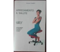 Arredamento & salute - Rossana Cavaglieri - MEB,1988 - A