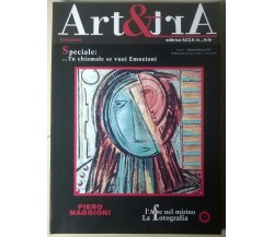 Art & Art - Rivista d'arte e cultura - n.9 aprile/maggio 2007 - Acca.. in arte-L