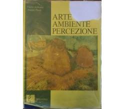 Arte Ambiente Percezione - Vittorio Ambrosini - Annibale Pinotti,  1991,