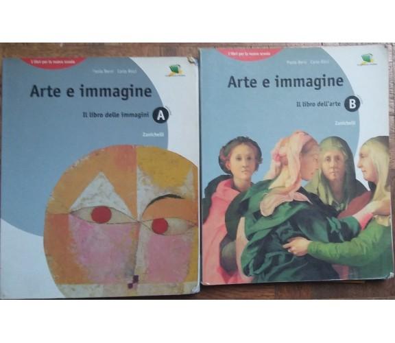 Arte e immagine Vol.A e Vol.B - Paola Bersi,Carlo Ricci - Zanichelli,2005 - R