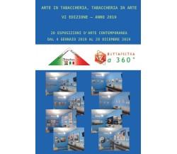 Arte in Tabaccheria, Tabaccheria in Arte VI edizione 2019 di Manuel Frassinetti
