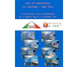 Arte in tabaccheria. VII edizione Anno 2020 di Manuel Frassinetti,  2021