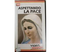 Aspettando la pace (VHS video mission)