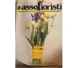 Assofioristi 3 numeri di Aa.vv.,  1994,  Faxiflora