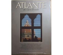 Atlante alla scoperta del mondo Maggio 1984 di Aa.vv., 1984, Deagostini