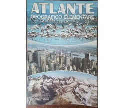 Atlante geografico elementare - AA.VV. - DeAgostini,1990 - A