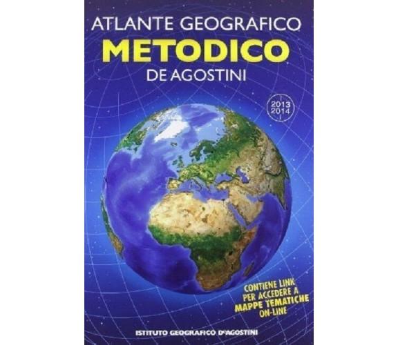 Atlante geografico metodico 2013-2014. Con aggiornamento online - De Agostini