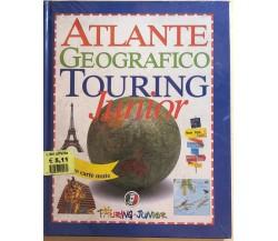 Atlante geografico touring junior di Aa.vv., 2000, Touring Junior