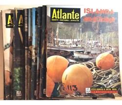 Atlante (rivista) vari numeri di Aa.vv.,  1962,  Deagostini