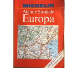 Atlante stradale Europa Michelin di Aa.vv., 1991, Michelin